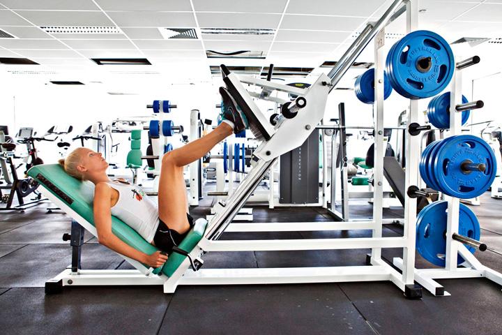 inside bronte fitness gym